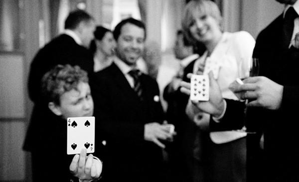 Un magicien pour un mariage, pourquoi pas ?