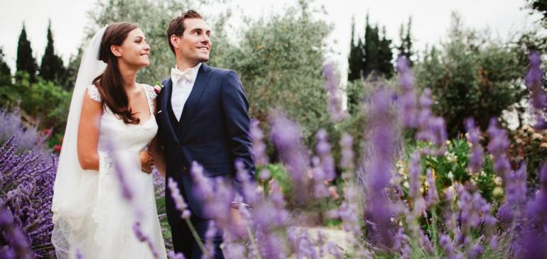 Robe et costume de mariage, ne faites pas l'impasse