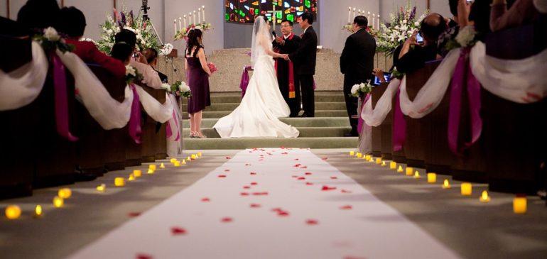 Conseils pour réussir une cérémonie de mariage