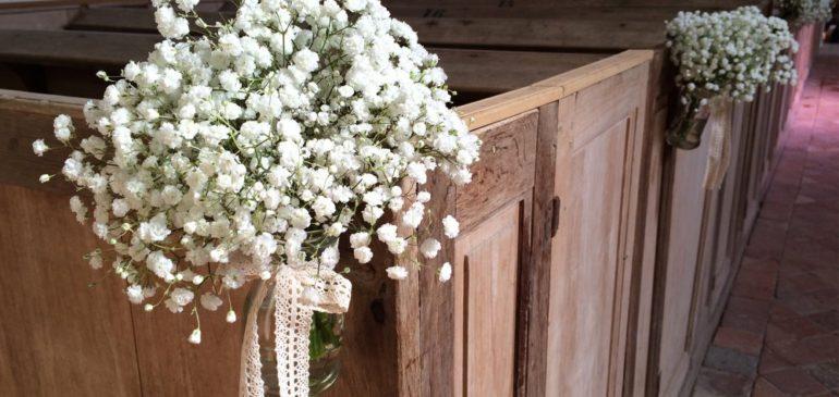 Le Fleuriste de mariage, un personnage clé pour la préparation du mariage !