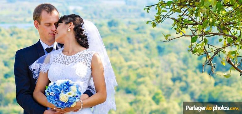 Comment partager les photos de son mariage sur Internet ?