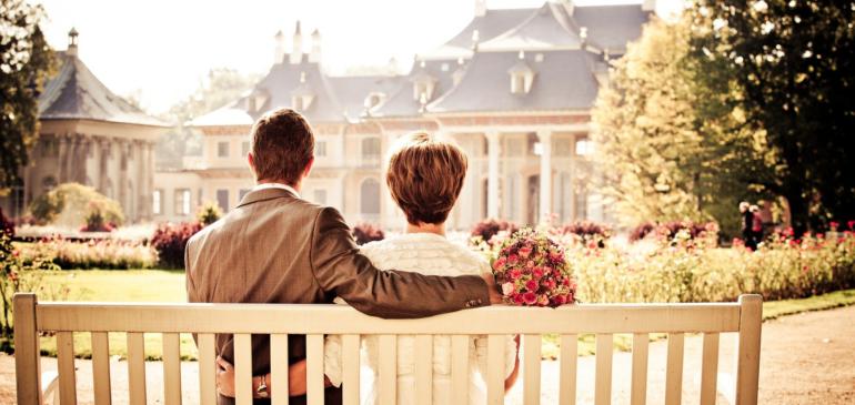 Le rêve fou de se marier dans un château