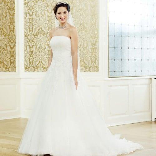 Robe de mariée Saturne