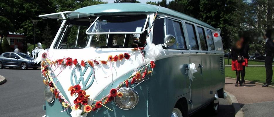 combi Volkswagen mariage