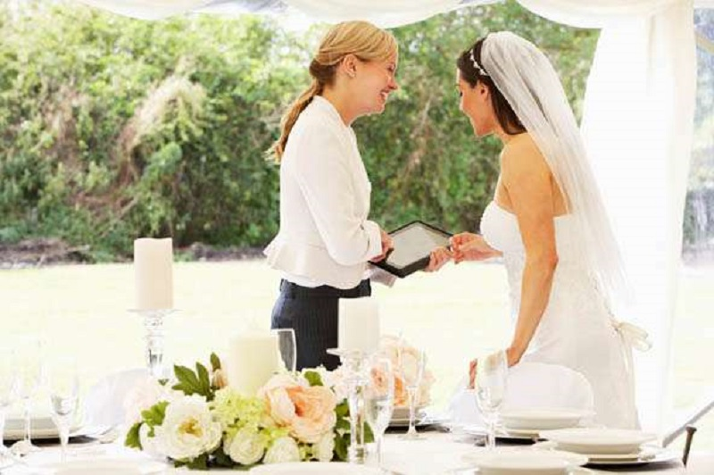 Quel est le rôle du wedding planner