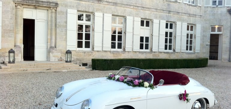 Quelle déco choisir pour la voiture des mariés ?