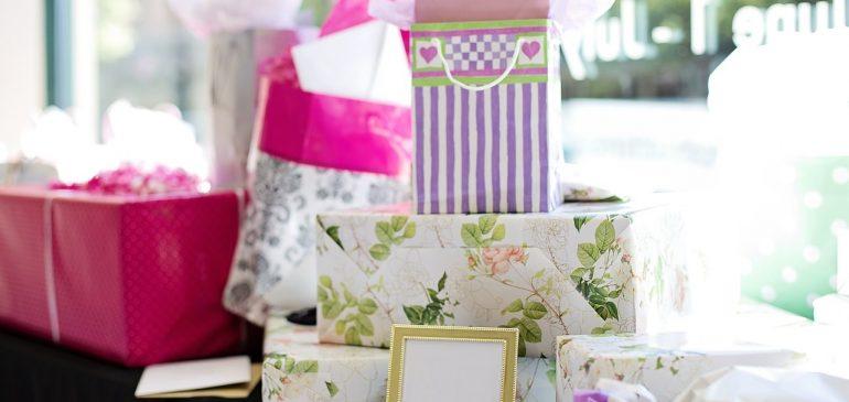 Les cadeaux traditionnels qu'on offre pour un mariage