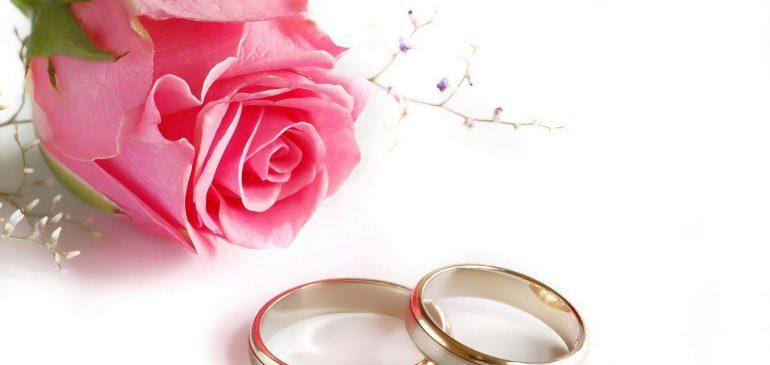 Un mariage sous le signe des senteurs charnelles