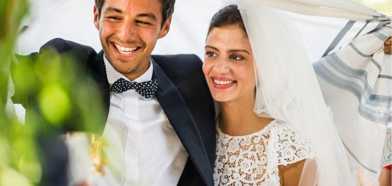 Les coulisses d'un mariage Cacher